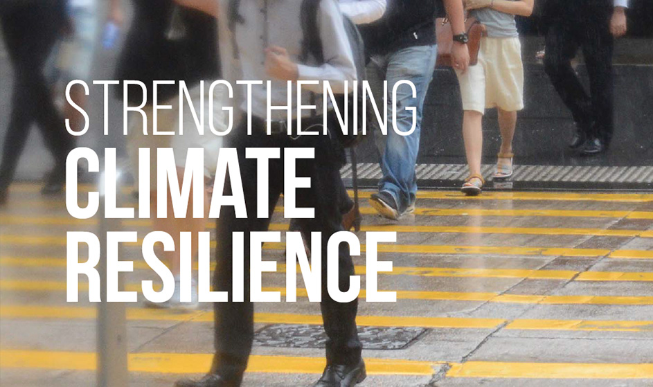 Strengthening Climate Resilience
